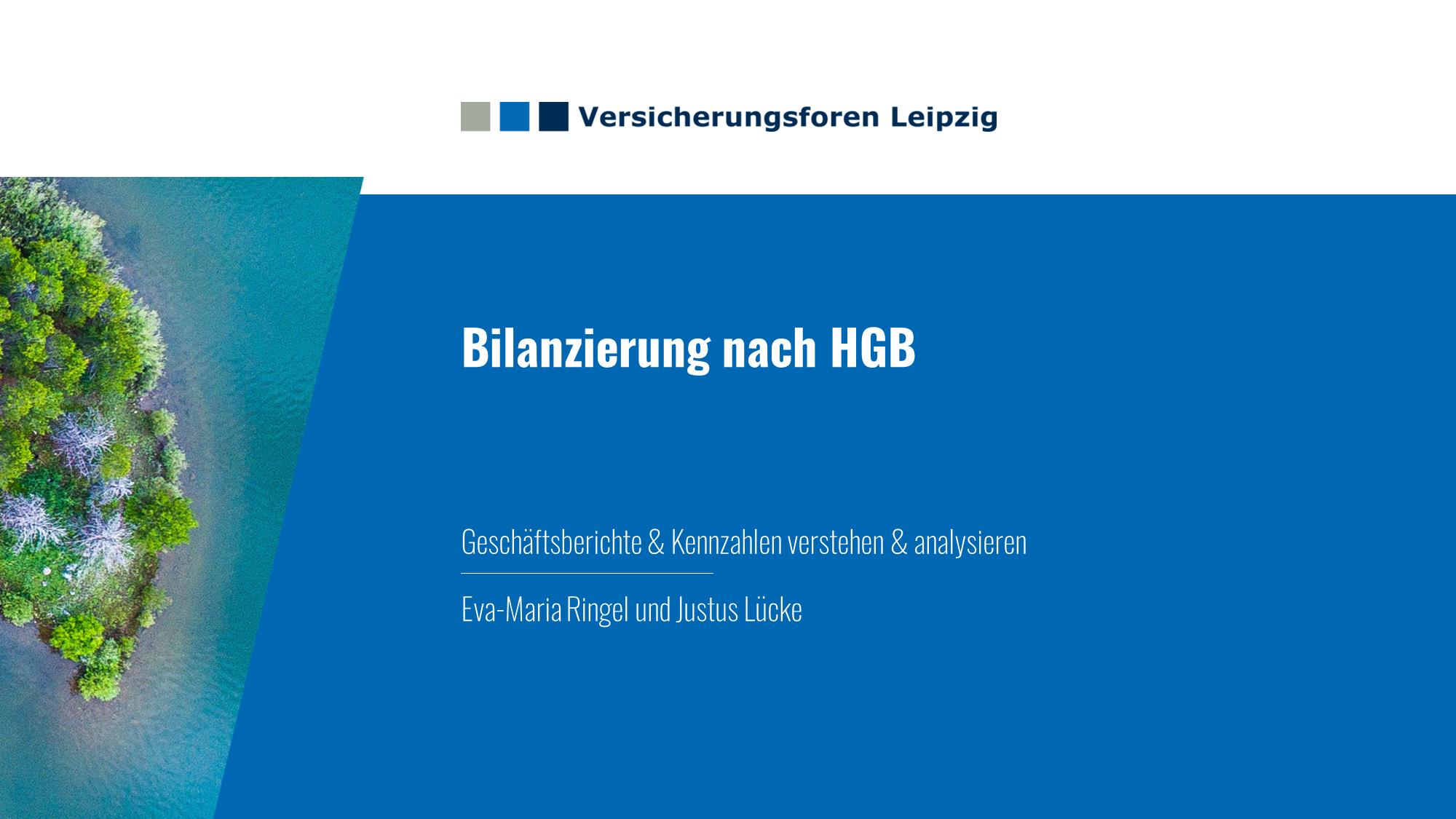 Bilanzierung nach HGB – Geschäftsberichte & Kennzahlen verstehen & analysieren