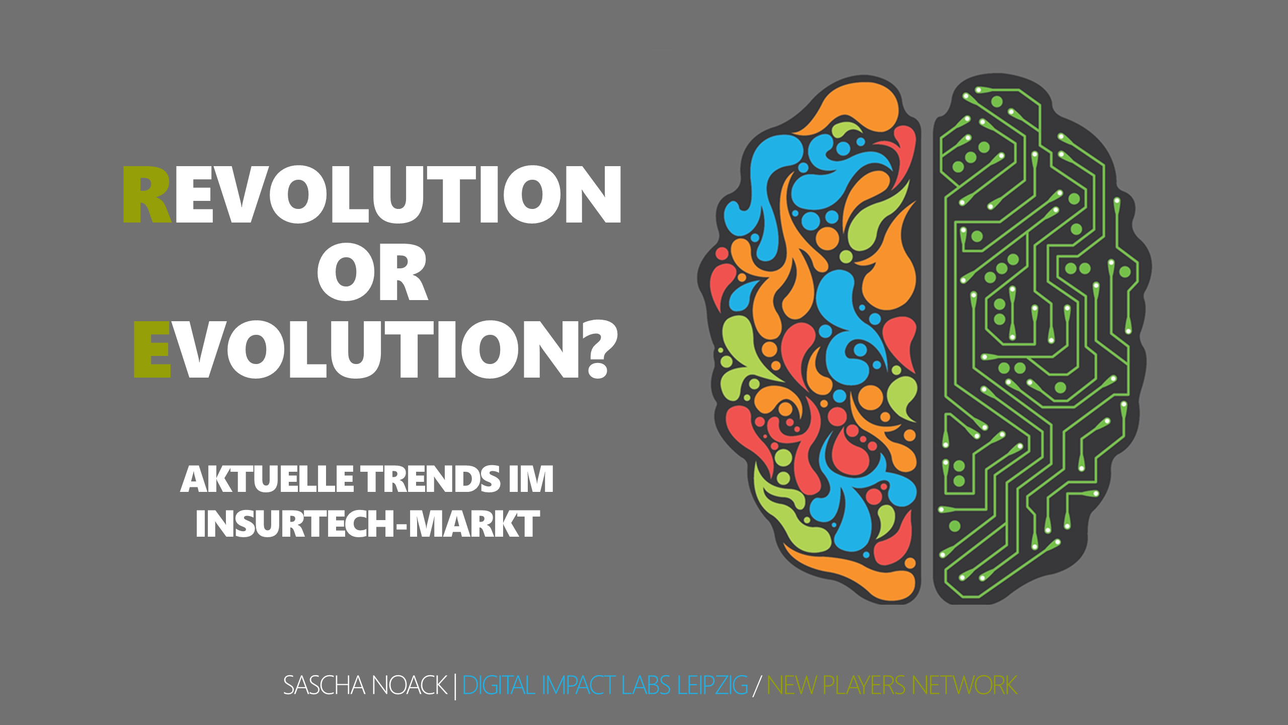 Revolution or Evolution? Aktuelle Trends im InsurTech-Markt